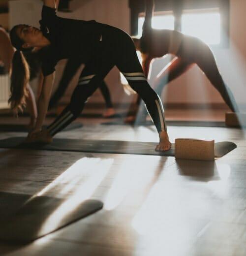 Yoga en El Aceitunero