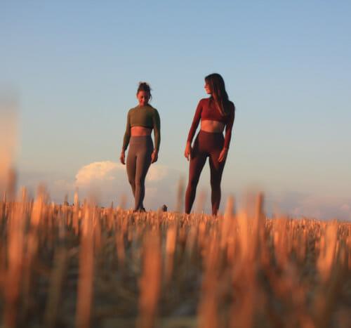 Sara y Verónica